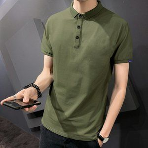 New men's trendy short-sleeved t-shirt NA